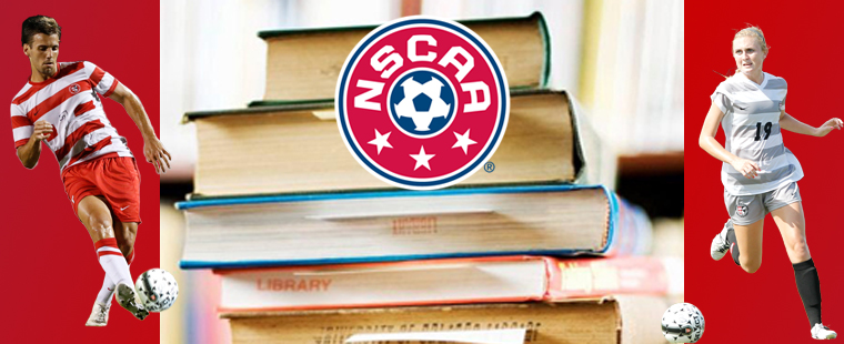 Men and Women's Soccer Earn NSCAA Team Academic Award