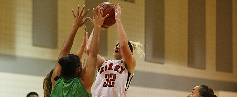 Women's Basketball Conquers Janes