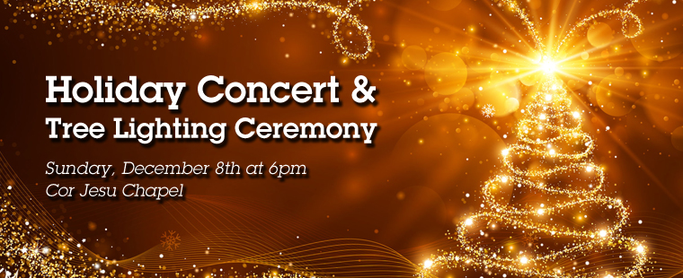 Holiday Concert and Tree-lighting Ceremony