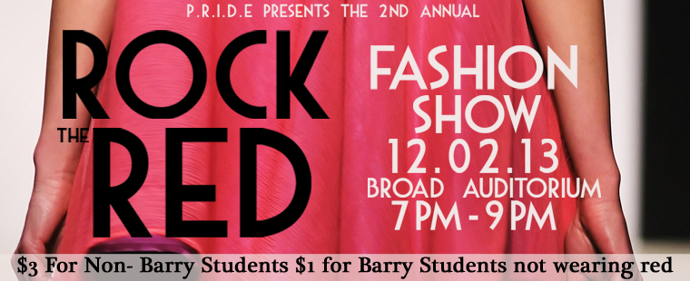 Rock the Red Fashion Show