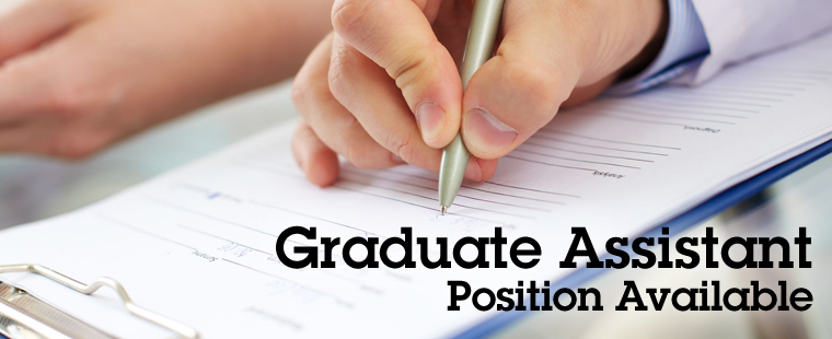 Student Union Graduate Assistant Position Available