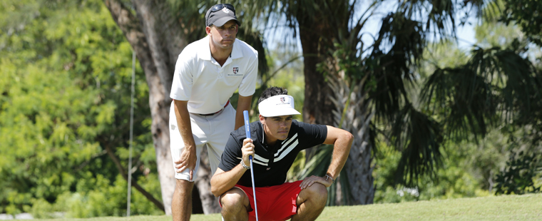 Men's Golf Holds Top Ranking