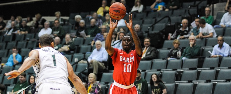 Men's Hoops Holds Off Spartans, 73-71