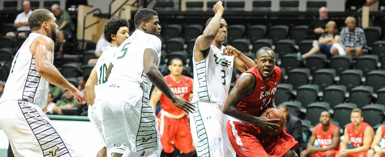 Garner Named SSC Men's Basketball Player of Week