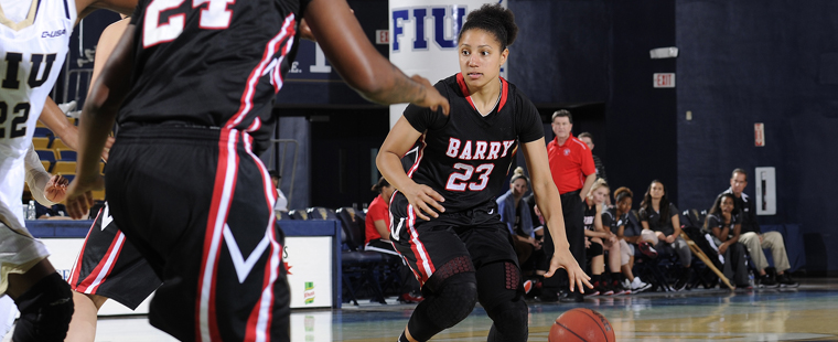 Women's Basketball Dominates 23rd-Ranked Shaw Bears