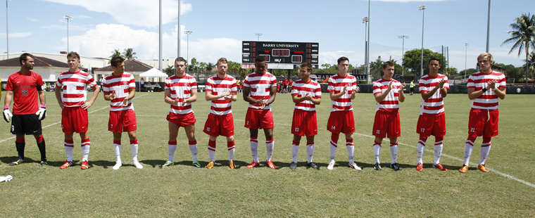 Men's Soccer Awaits Annual Alumni Game