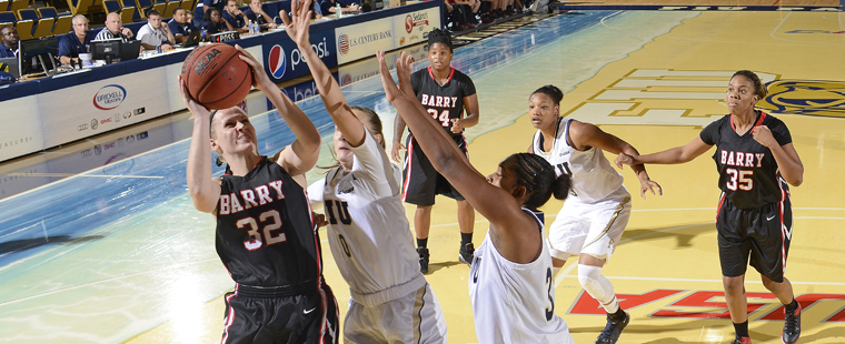 Women's Basketball Tames Tigers