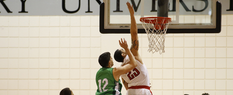 Men's Basketball Remains Unbeaten Over Panthers