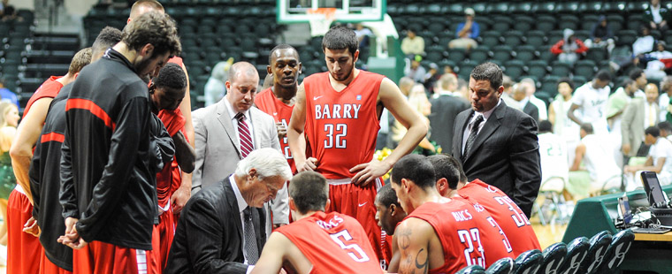 Men's Basketball Suffers First Loss At No. 4 Florida Southern