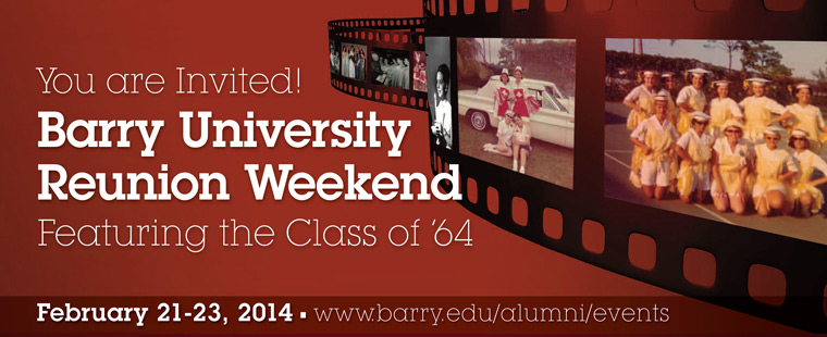 Barry University Reunion Weekend
