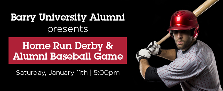 Home Run Derby & Alumni Baseball Game