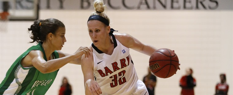 Women's Basketball Falls 78-65 To Lions