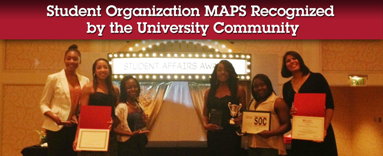 Student Organization MAPS Recognized by the University Community