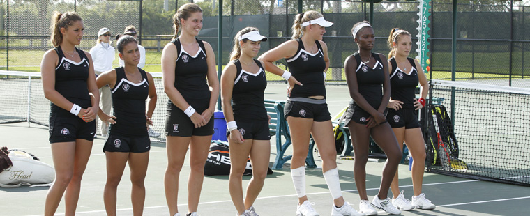 Women's Tennis Selected to Capture SSC Crown