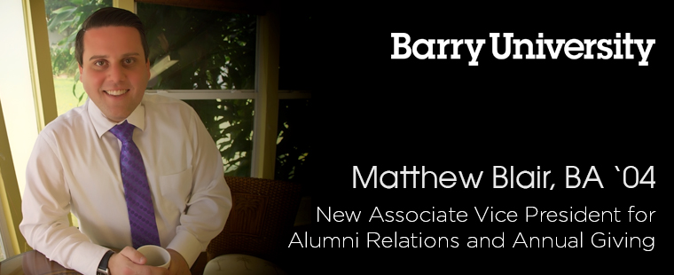 Barry University announces new Alumni Leadership