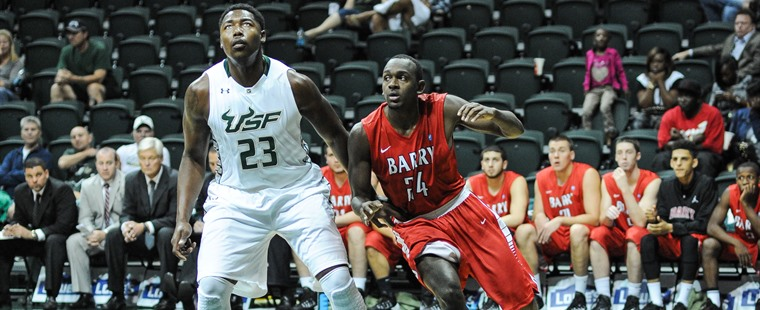 Men's Basketball Survives Wild Finish at Eckerd