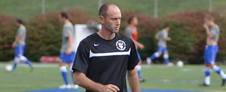 Men's Soccer Assistant Selected To Gibbons Hall of Fame