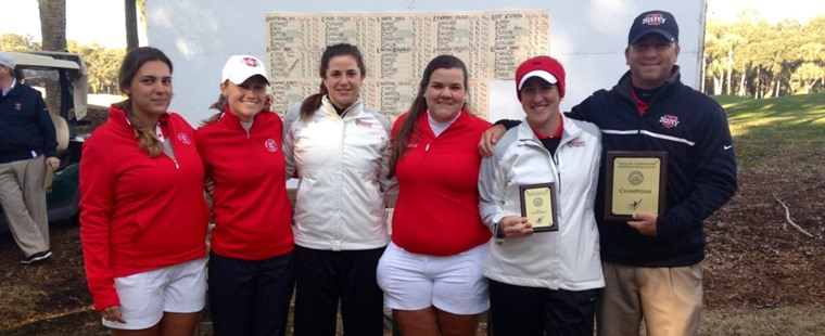 Women's Golf Wins Tusculum/Kiawah Intercollegiate