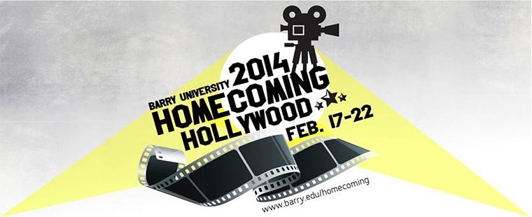 """Homecoming 2014 """"Hollywood"""""""