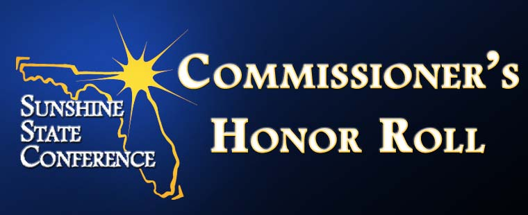 40 Buccaneers Named To The Fall 2013 SSC Commissioner's Honor Roll