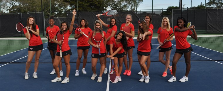 Women's Tennis Ready to Roll
