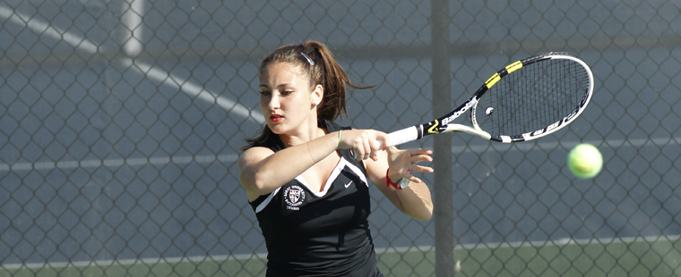 Women's Tennis Opens Season with Win