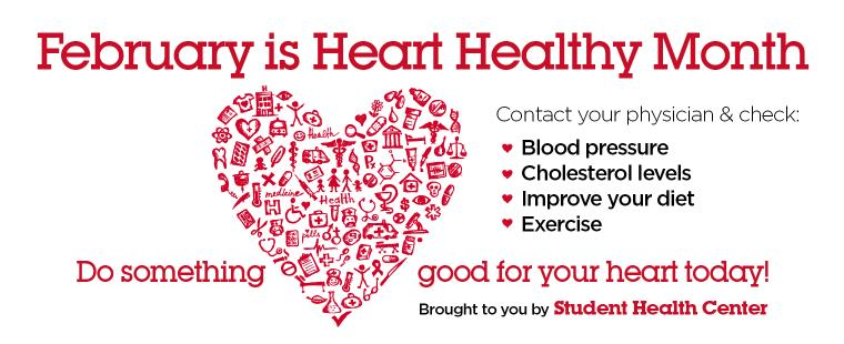 February is Heart Healthy Month