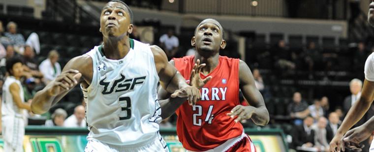 Men's Basketball Entertains Eckerd Saturday