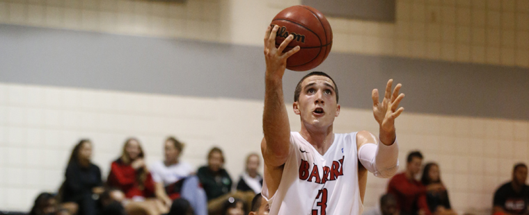 Men's Basketball Tripped Up by Tritons