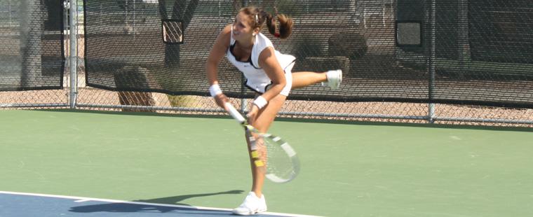Onila Repeats as SSC Women's Tennis Player of Week