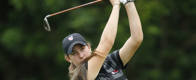 Women's Golf Tied for 8th at Lady Moc Classic