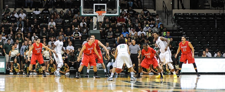 Men's Basketball Hosts Nova Southeastern 5:30 p.m. Wednesday
