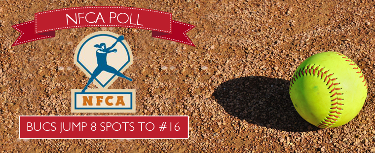Softball Jumps Eight Spots In National Poll