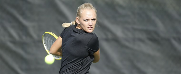 Women's Tennis Rains on Eckerd