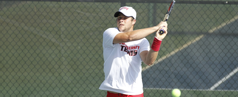 No. 1 Men's Tennis Handles No. 2 Armstrong