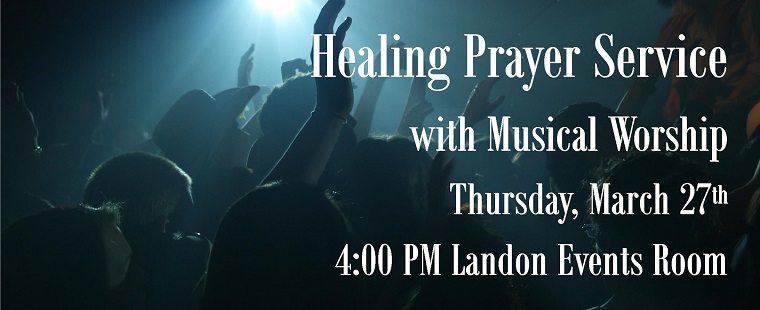 Healing Service with Musical Worship