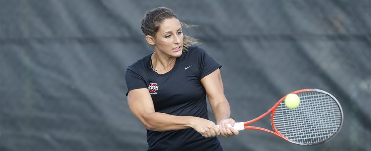 Goia Named SSC Women's Tennis Player of Week