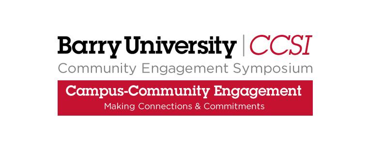 Register Now for Barry University's Community Engagement Symposium