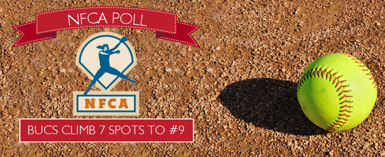 Softball Climbs Seven Spots To #9