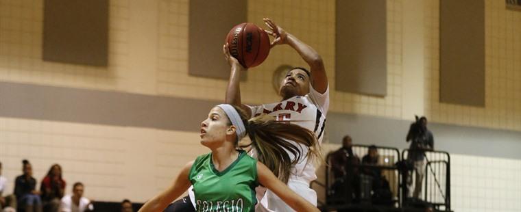 Hardy Grabs Final SSC Women's Basketball Player of the Week