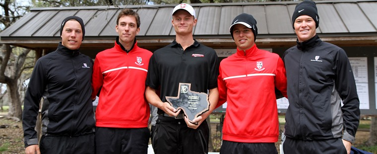Barry Men's Golf Wins St. Edward's Invitational