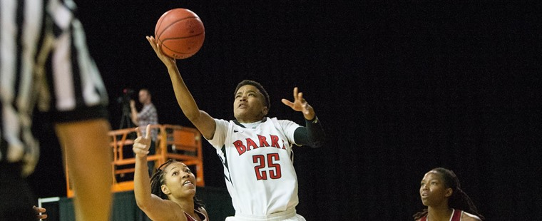Women's Hoops Dumped in 1st Round of SSC Tourney