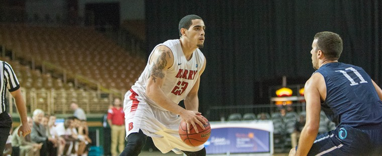 Men's Hoops: Barrueta All-SSC First-Team, Newcomer of Year