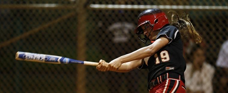 Softball Splits A Pair Of Games In Georgia