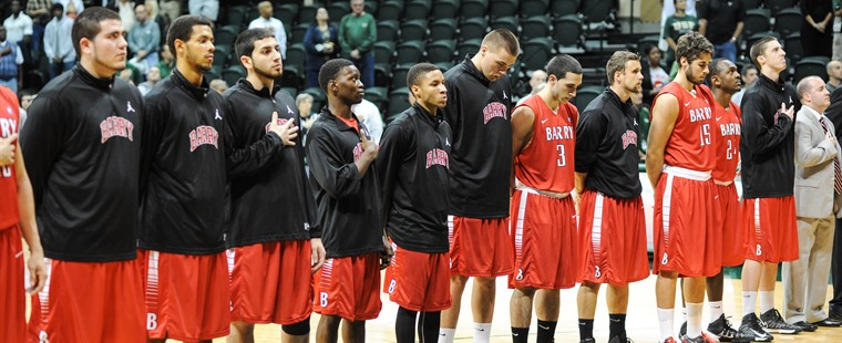 Barry University Men's Basketball Going Dancin'