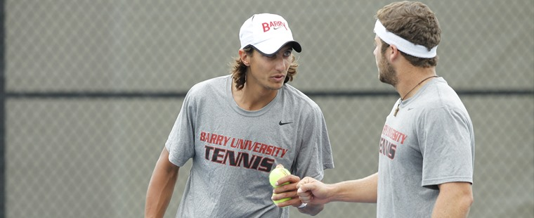 No. 1 Men's Tennis Falls to No. 3 West Florida