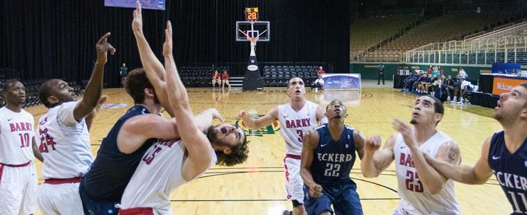 Men's Basketball Meets Delta St. in NCAA Tournament