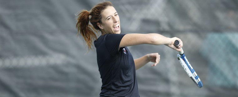 Women's Tennis Blanks Blue Raiders