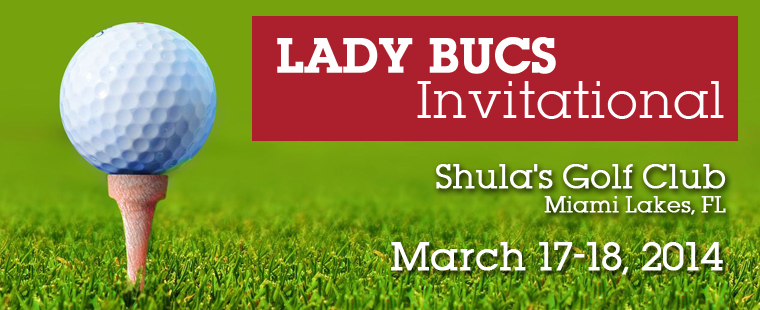 Women's Golf Hosts Lady Bucs Invitational Monday-Tuesday