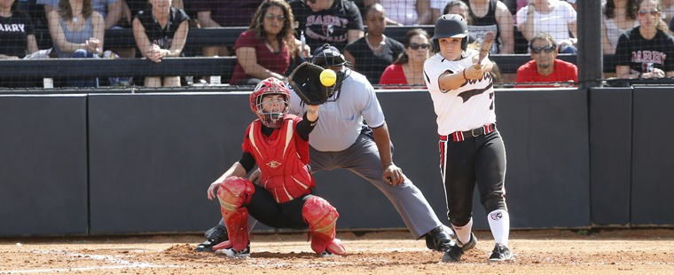 Softball Drops Opener Of SSC Series To Spartans